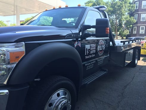 Malden MA Towing Service