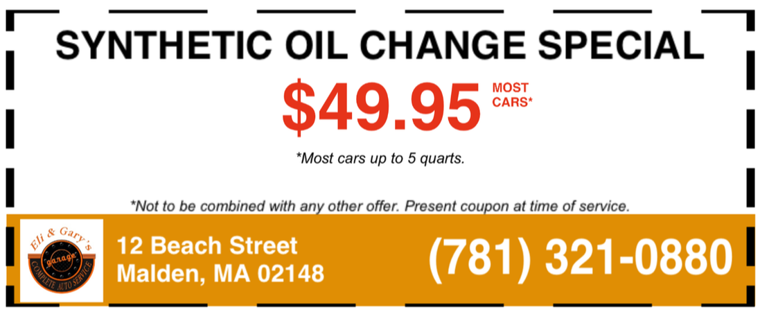 Malden, MA Auto Repair Coupons