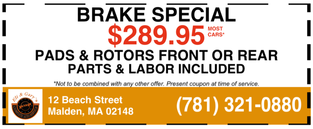 Malden, MA Brake Shop